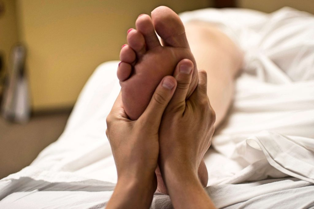 foot-massage-Poor Blood Circulation - Natural Remedies And Treatments - thenaturalhealthdictionary.com - the natural health dictionary
