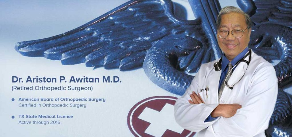 Dr. Ariston P. Awitan MD