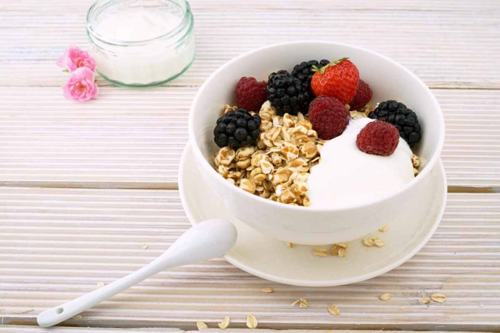 yogurt and yeast infection - the natural health dictionary - thenaturalhealthdictionary.com - berries_berry_blackberries_bowl_breakfast_brunch_cereal_cereal_bowl-922773