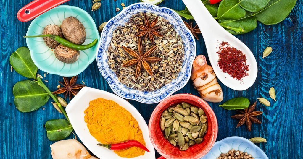 Spices Vs Herbs What's The Difference-TNHD-thenaturalhealthdictionary.com