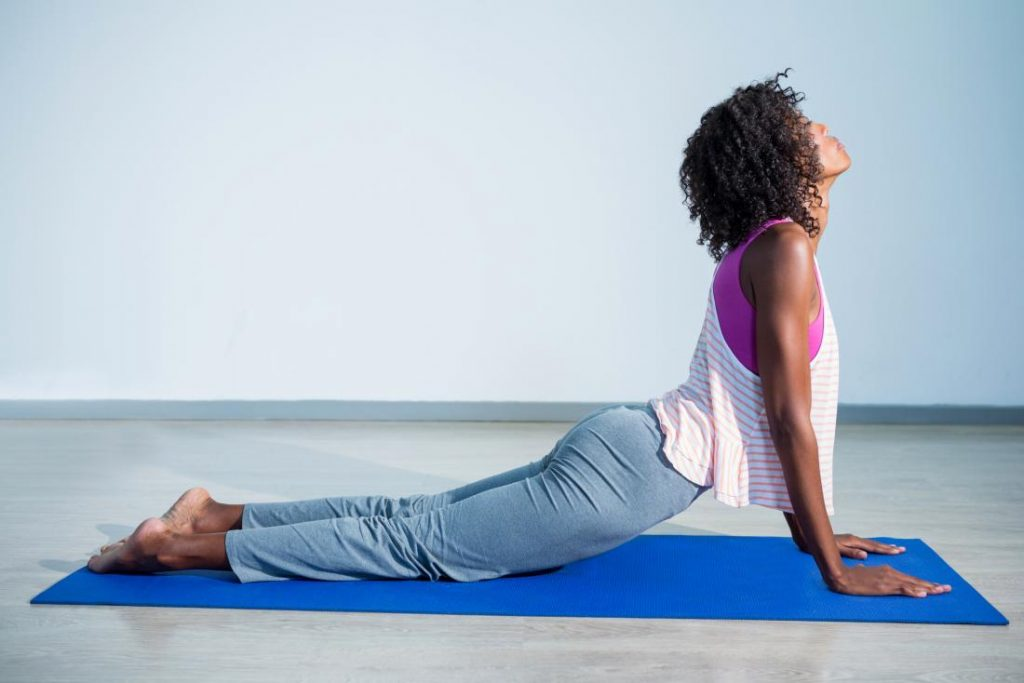 The 5-Minute Yoga Routine That Can Help Restore Thyroid Levels-The N H Dictionary-thenaturalhealthdictionary.com