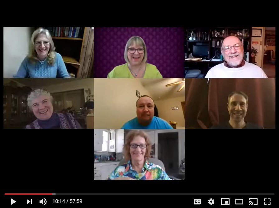 Dementia Chats on Covid 19 1