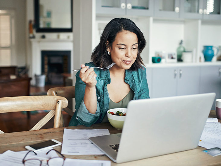 Reduce Stress While Working From Home During Quarantine-The N H Dictionary-thenaturalhealthdictionary.com