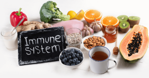 What To Eat To Boost Immunity