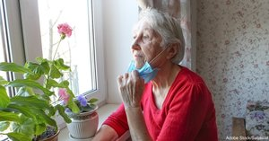 Seniors Who Suffer from Dementia Struggle with Wearing Face Masks 7