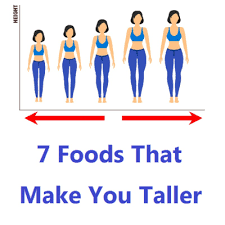 7 Foods That Make You Taller-The N H Dictionary-thenaturalhealthdictionary.com